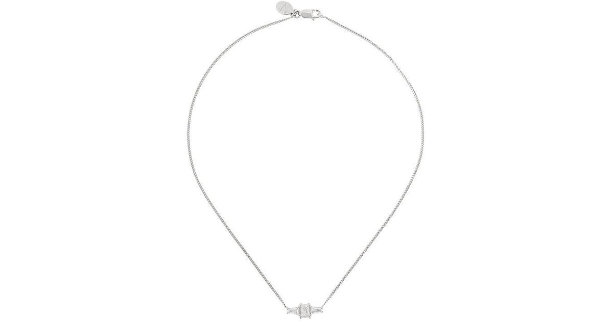 Elka necklace - Metallic V JEWELLERY 7iqRI