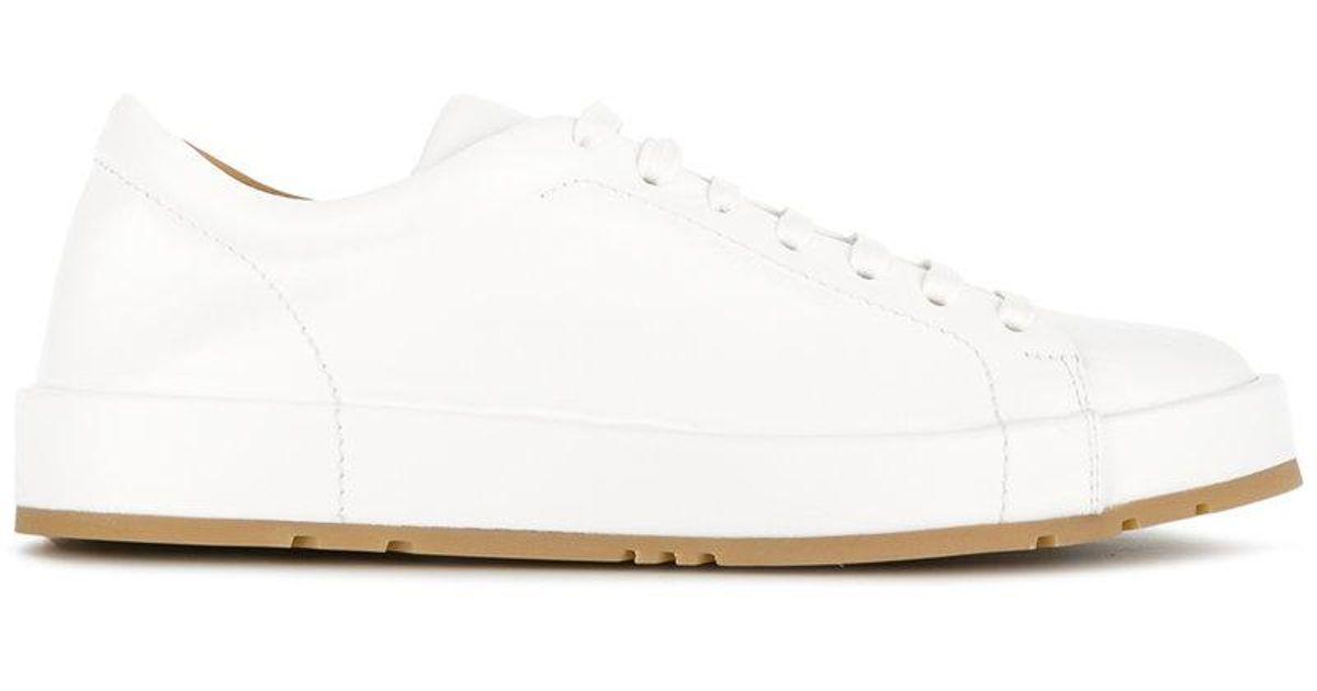 Jil Sander soft sneakers buy online outlet K7FcSZhK