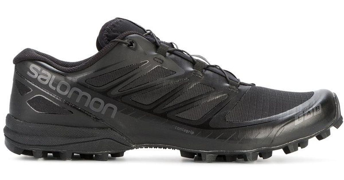 Slab Black For Speed Men Lyst In Salomon Trainers 485q5w