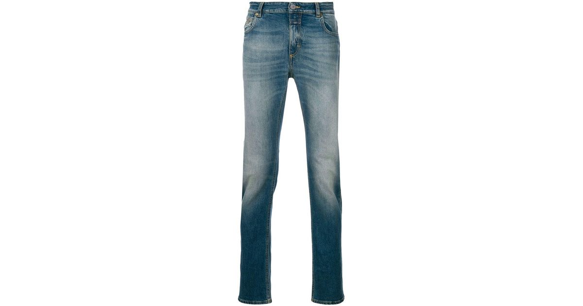 Discount 2018 Unisex Hot classic skinny-fit jeans - Blue Closed Perfect Best Explore Cheap Price 6TEOT3