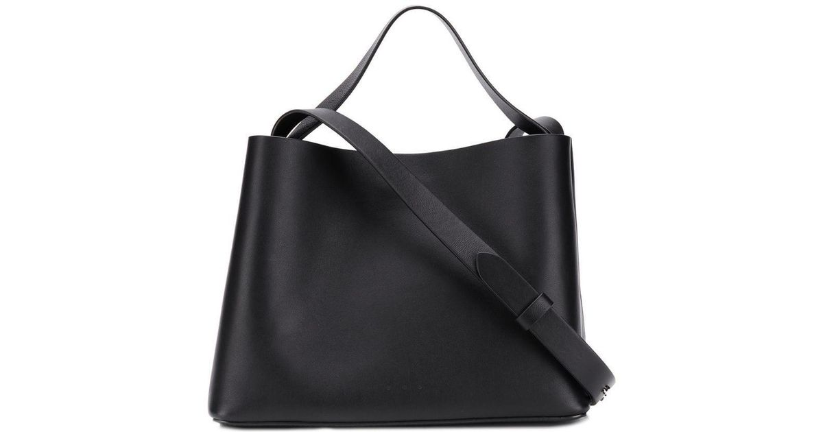 Lyst - Aesther Ekme Mini Sac Tote Bag in Black 3db9b6e47b0d9
