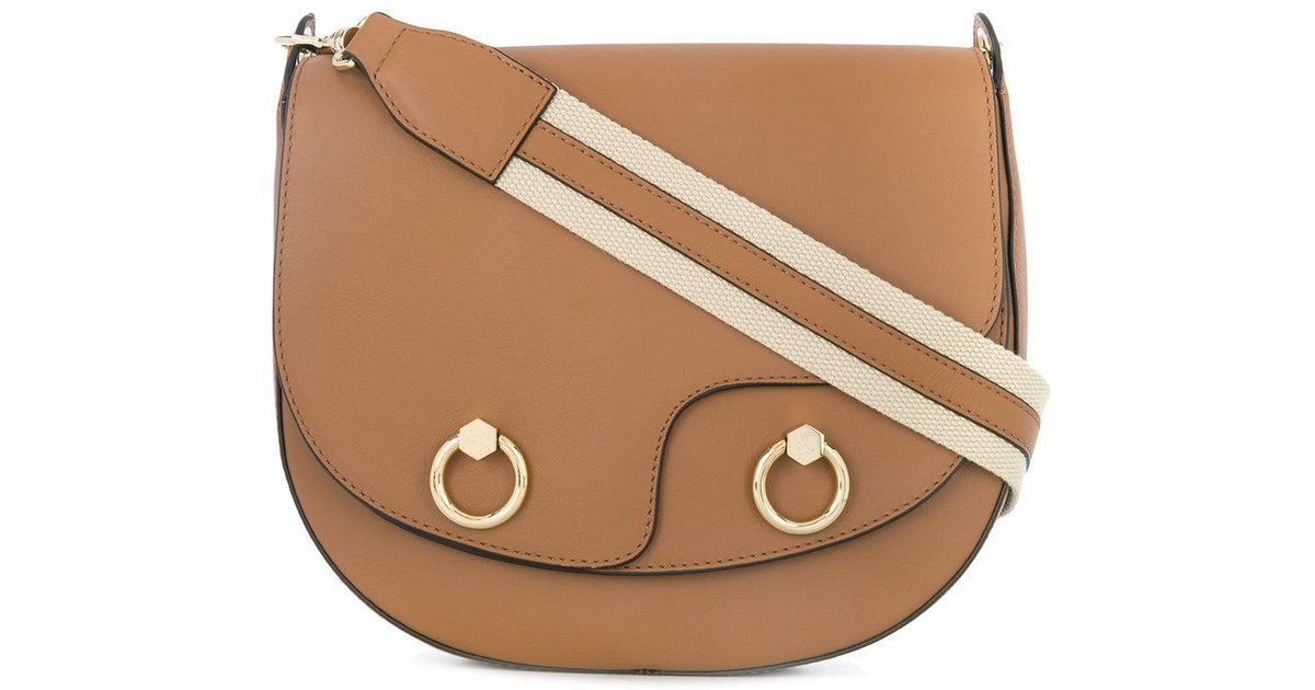 Linda Hobo shoulder bag - Brown Tila March YLGLOu