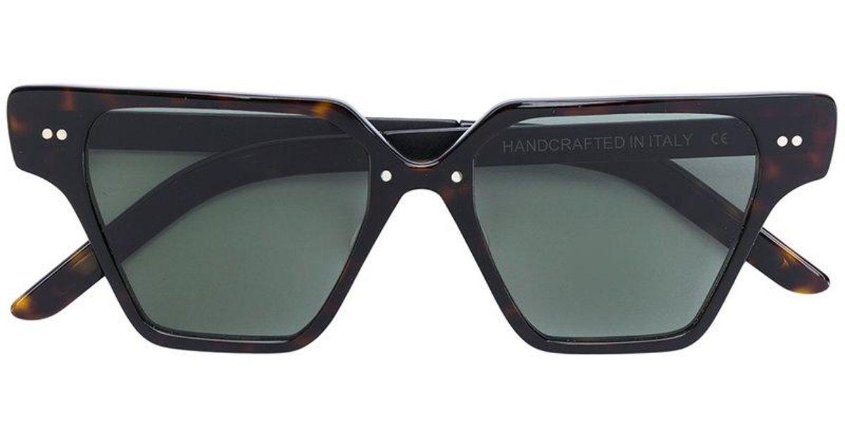 ab06d0491d Delirious Eyewear Cheetah Midnight Sunglasses in Black - Lyst