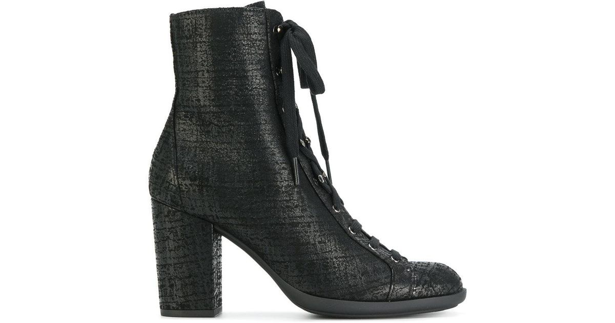Chie Mihara Naylon low-heel boots discount purchase g9fkKtn