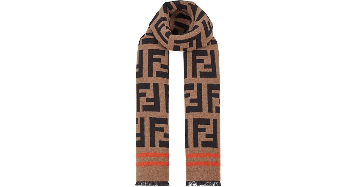 58301c7d53e reduced fendi scarf uses news b791c e4d3f