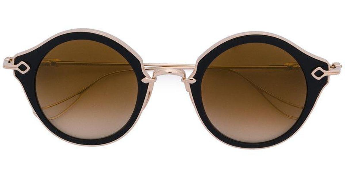 d81867cbacd7 Lyst - Chrome Hearts Bella Sunglasses in Metallic