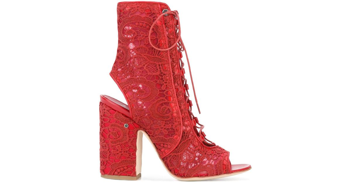 Laurence Dacade Nelly Bottes - Rouge ObEo6Mp