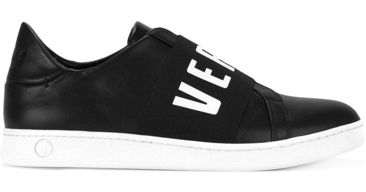 Versus Strap front trainers LxtOEBI0q9