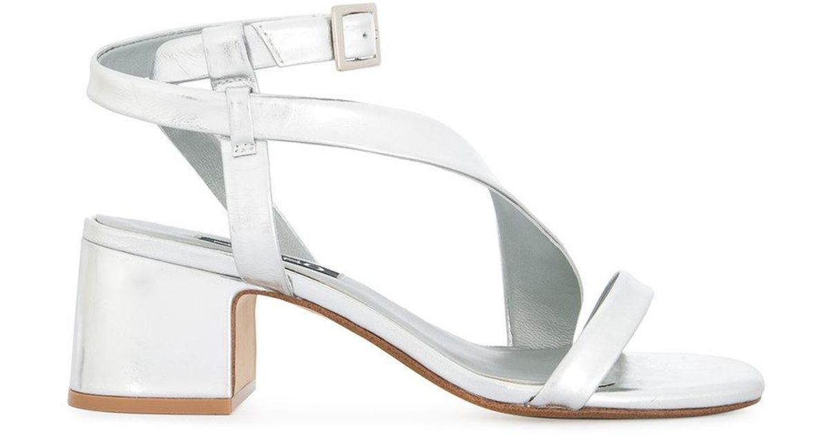 b7a3c7f396 Senso Nio Ii Sandals in Metallic - Lyst