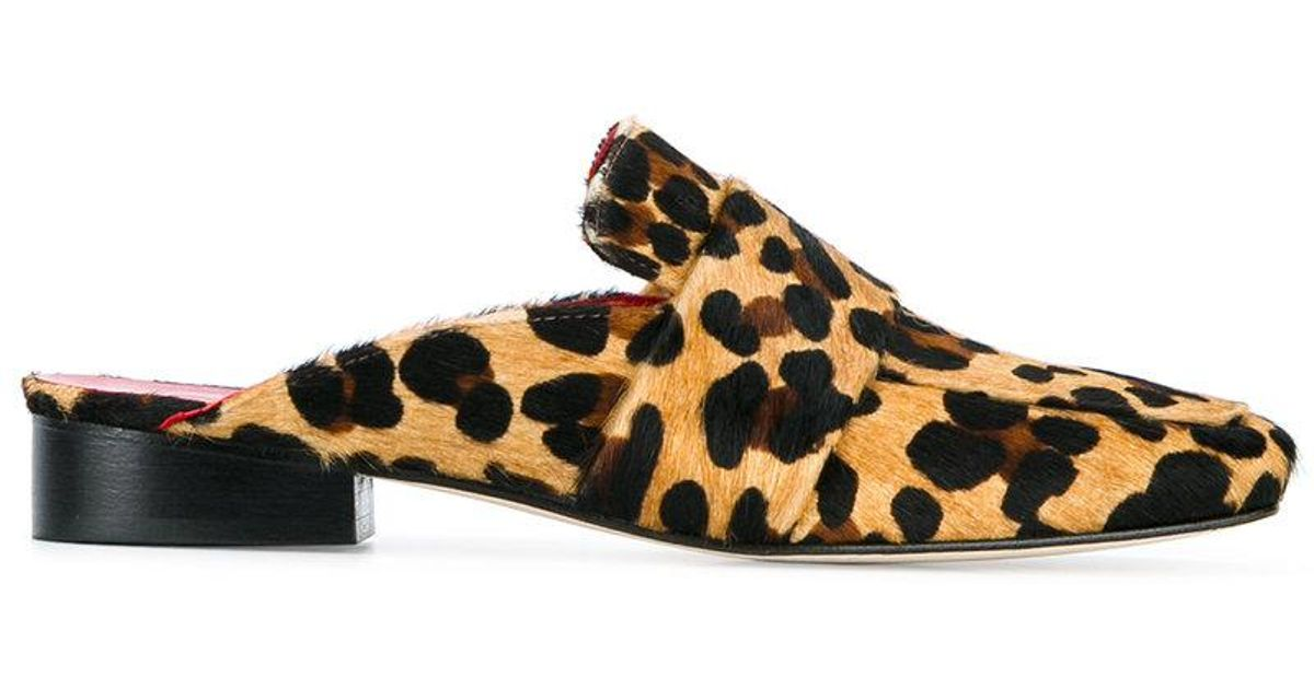 Filiskiye slippers - Brown DORATEYMUR xJaoJ9M9