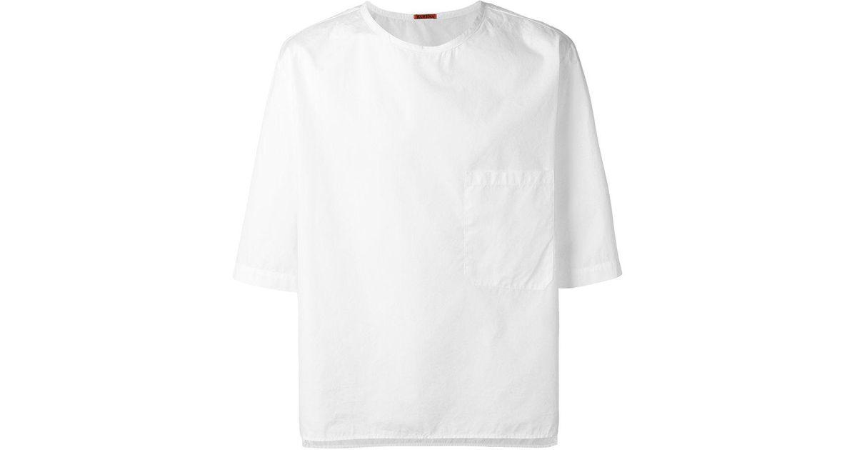 BARENA Plain T-shirt djexN975