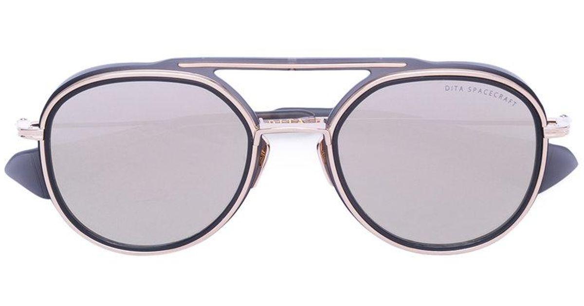 32727c3936 Dita Eyewear Spacecraft Dita Sunglasses in Metallic - Lyst