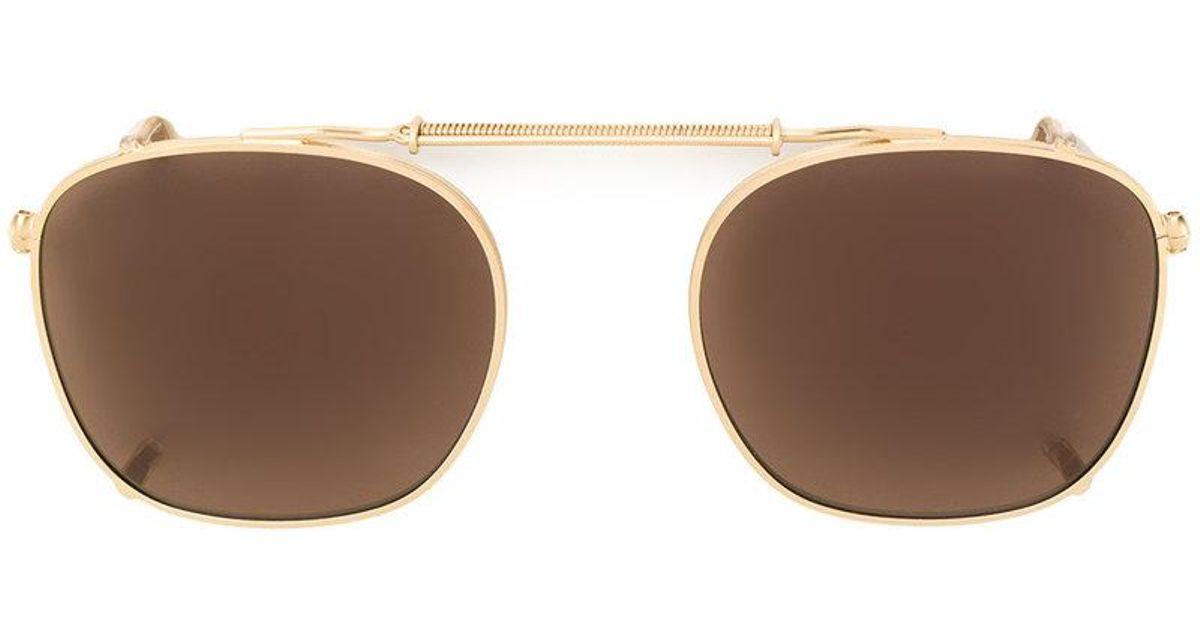 Gafas de de sol Matsuda aviador q6qwErd