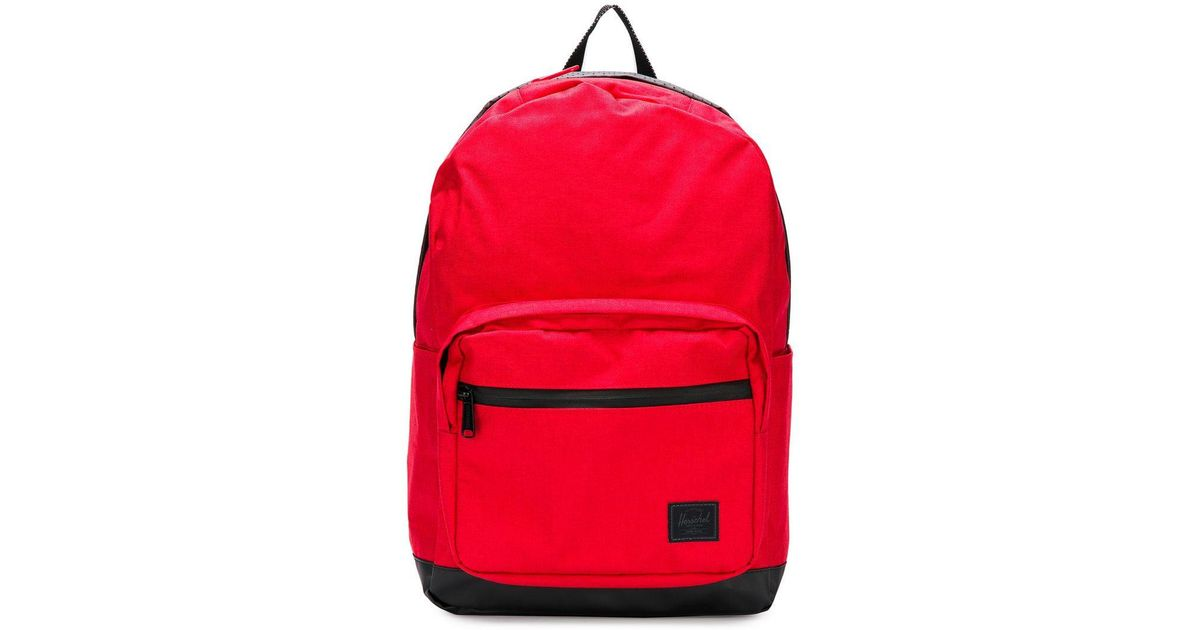 54e5e6441f Lyst - Herschel Supply Co. Pop Quiz Backpack in Red for Men
