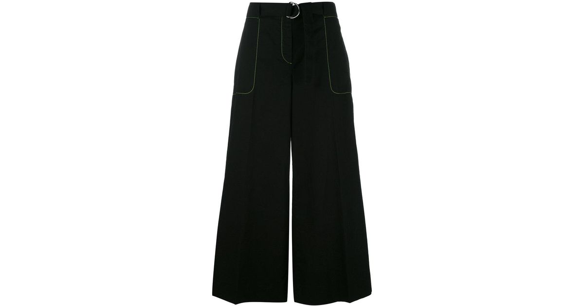 Cropped creased trousers Maison Martin Margiela Online Store Discount 2018 Sale Low Cost fL9Cpe