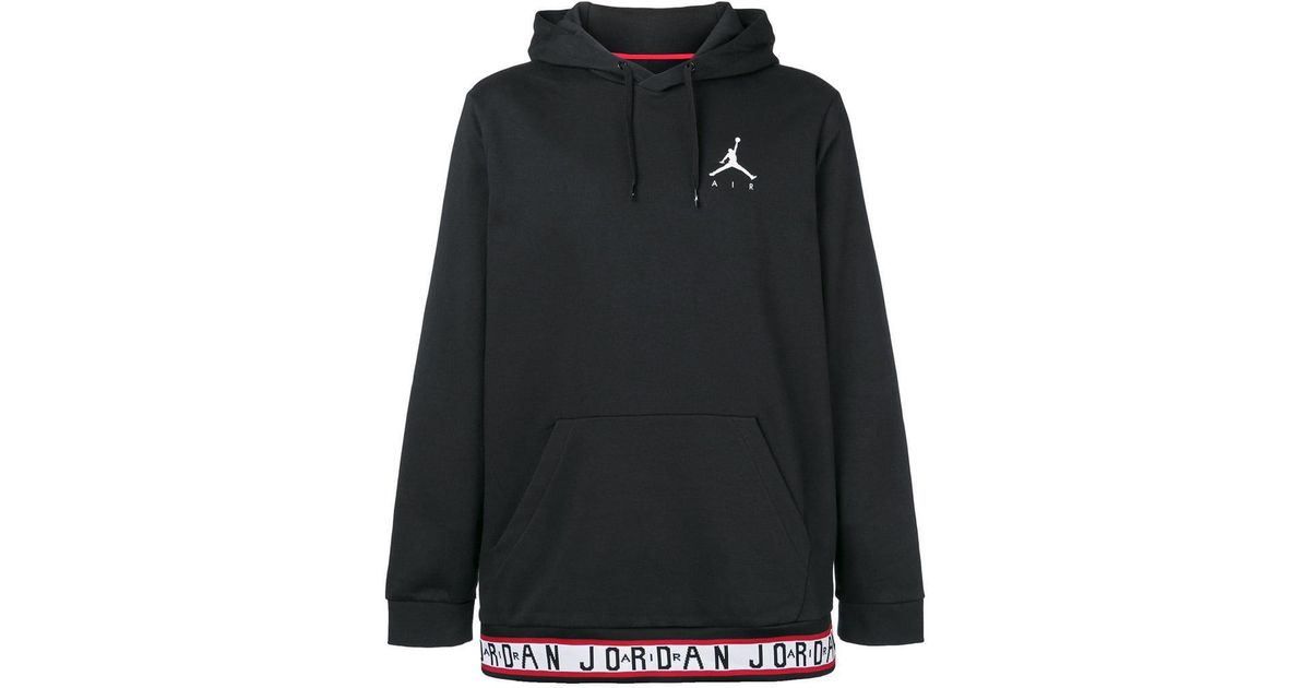 5379d34763c3 Lyst - Nike Jordan Jumpman Air Hoodie in Black for Men