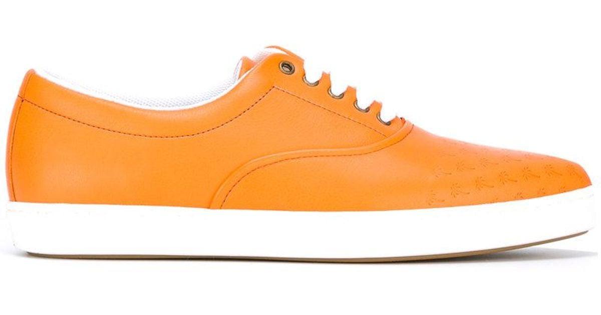 Malib Palms sneakers - Yellow & Orange Tomas Maier BxJTx9Zsm9