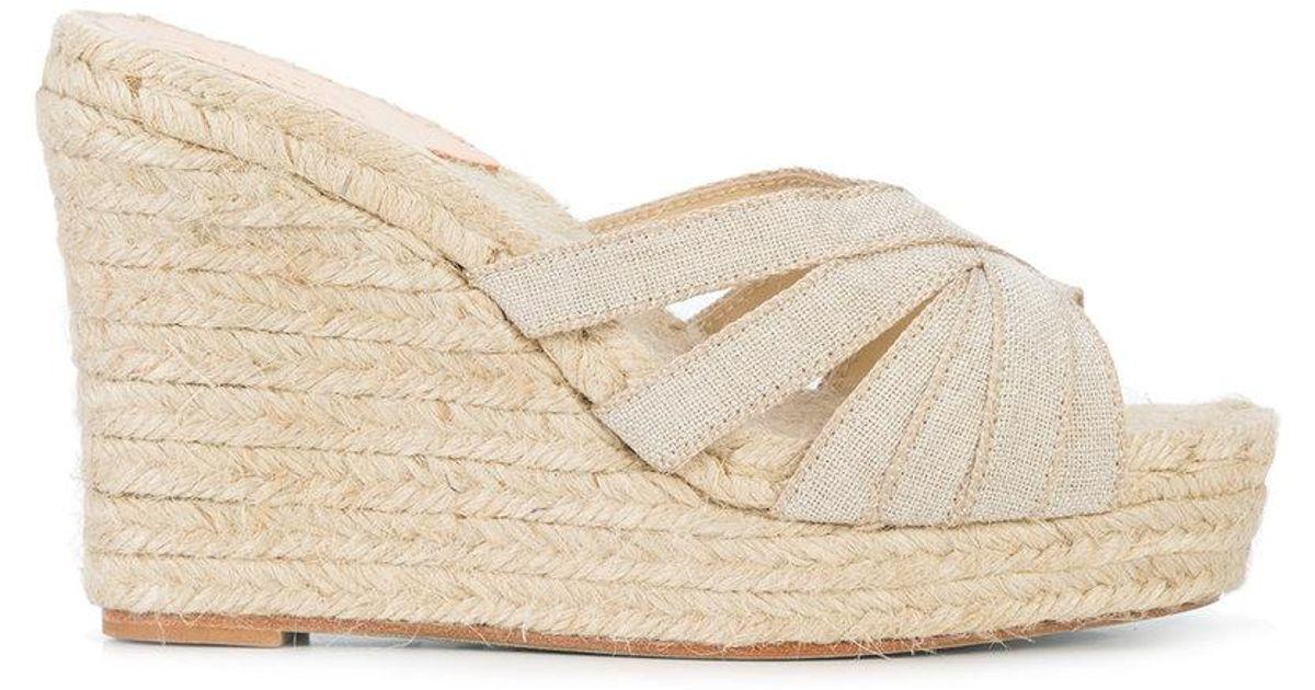 STUBBS & WOOTTON Grace sandals D5nlHlc