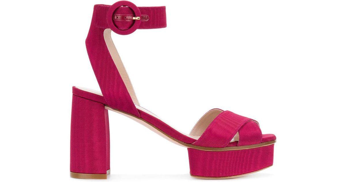 Carmina sandals - Black Stuart Weitzman dEEyP61