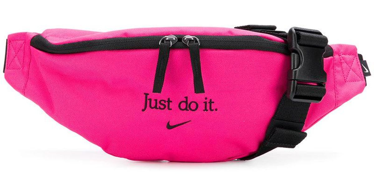 182be58fa6 Lyst - Nike  just Do It  Belt Bag for Men