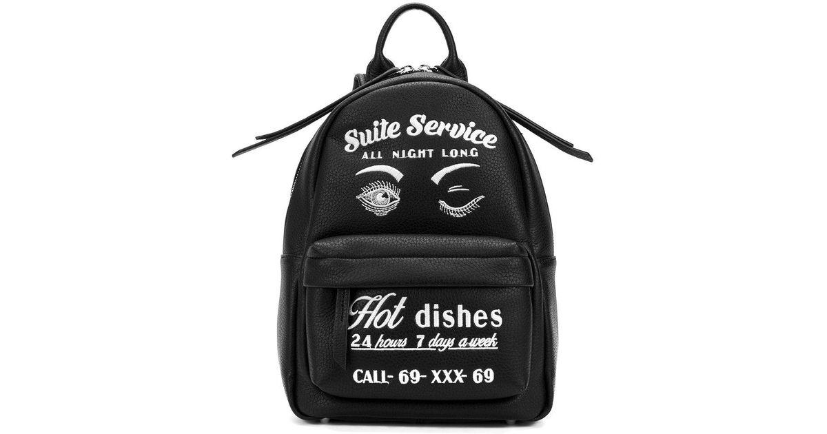 suite services backpack - Black Chiara Ferragni rLa2C