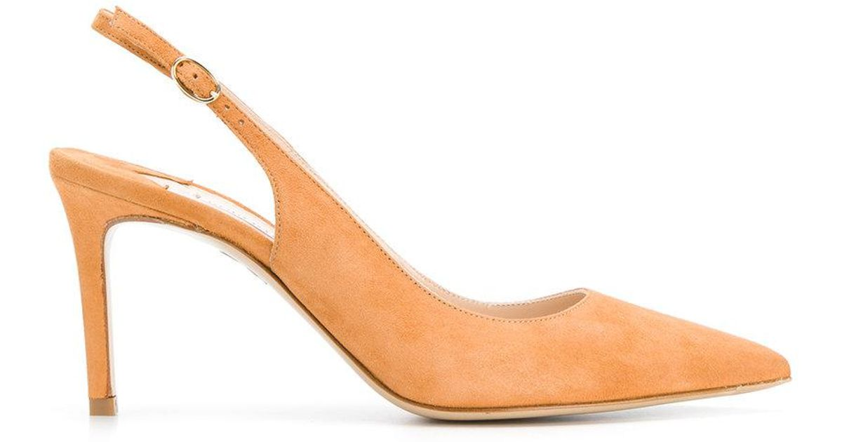 Roberto Festa sling-back pointed pumps low cost for sale discount clearance visit new sale online pM7wQk9