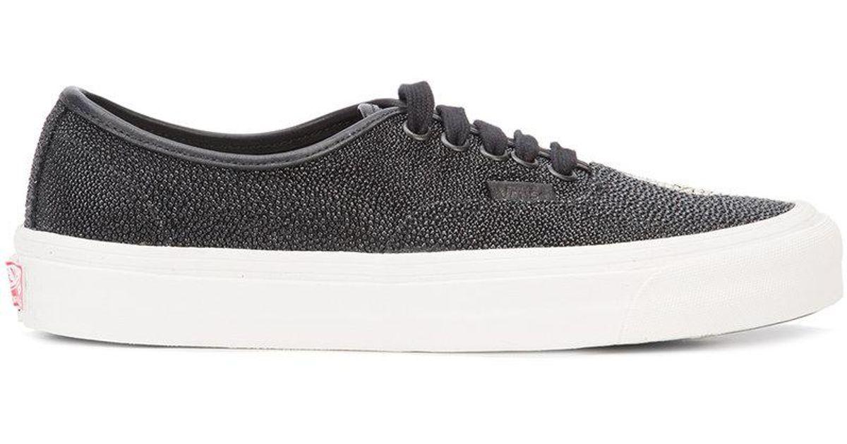 faf6ecbf38e Vans - Black Vault Authentic Og Lx Sneakers for Men - Lyst