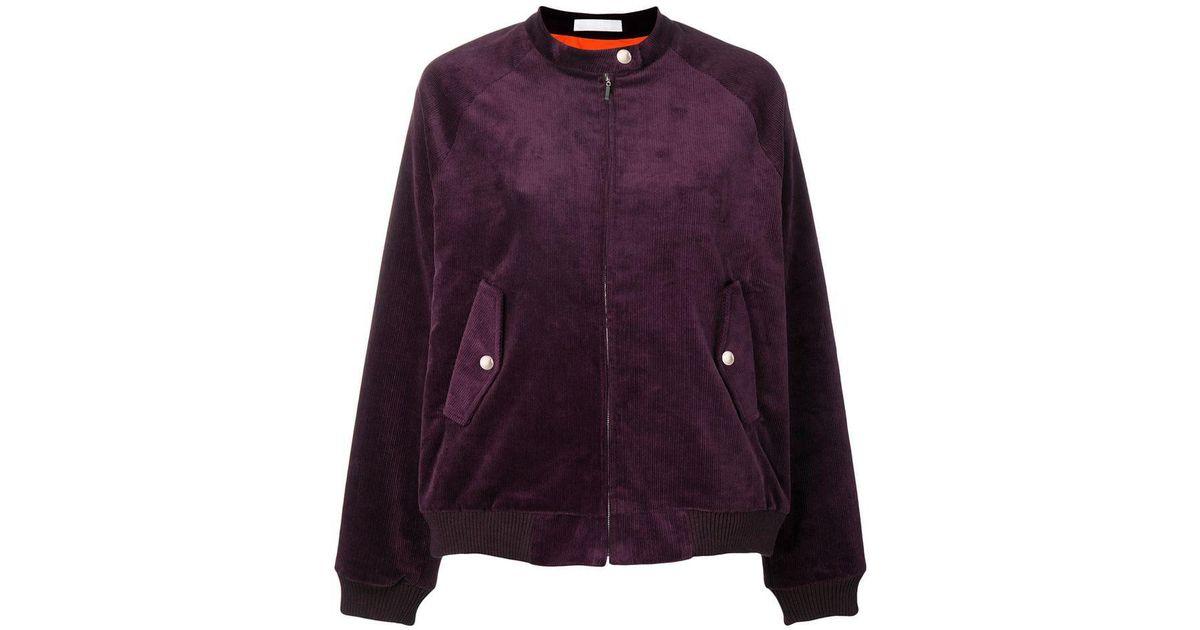 In Purple Lyst Jacket Fitted Loose Jensen Peter XIWqwvSU