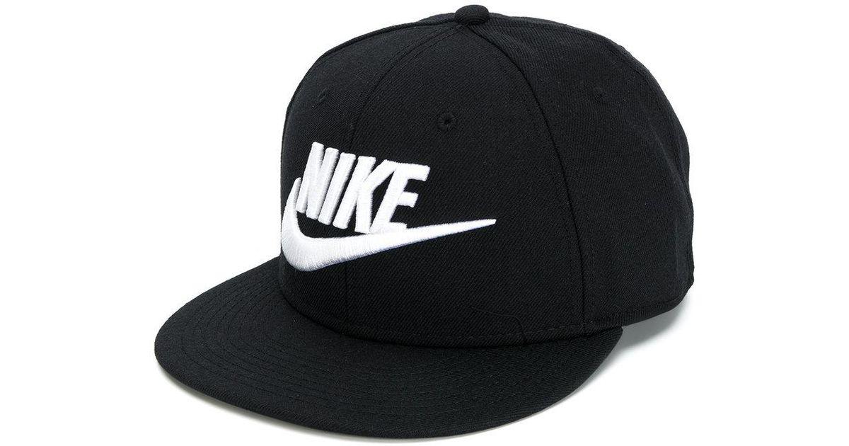 Lyst - Nike Limitless Snapback Cap in Black for Men 02e450b008e
