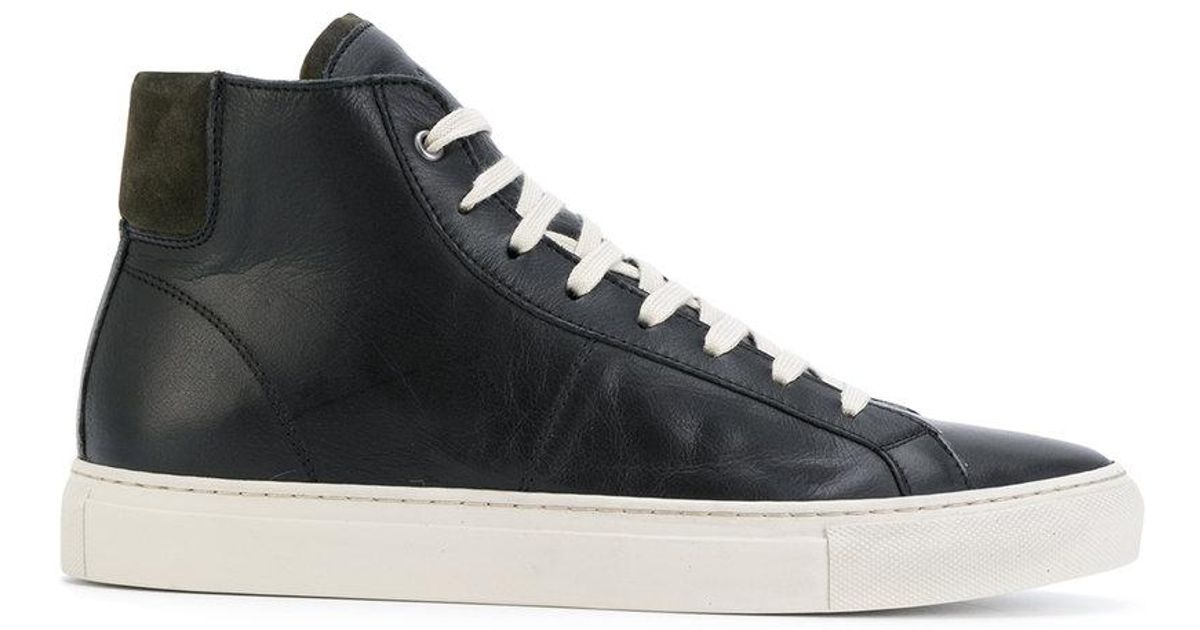 hi-top sneakers - Black low brand fnIW8Opu