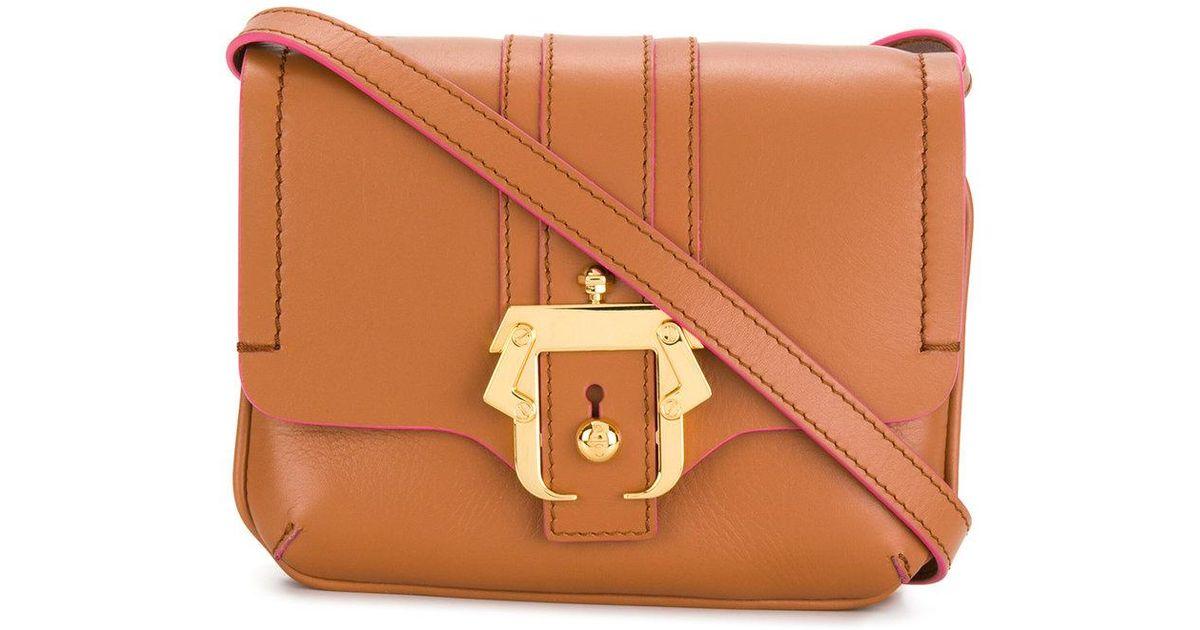 Paula Handbag Gigi Lyst Cademartori In Brown YUxqY4wd