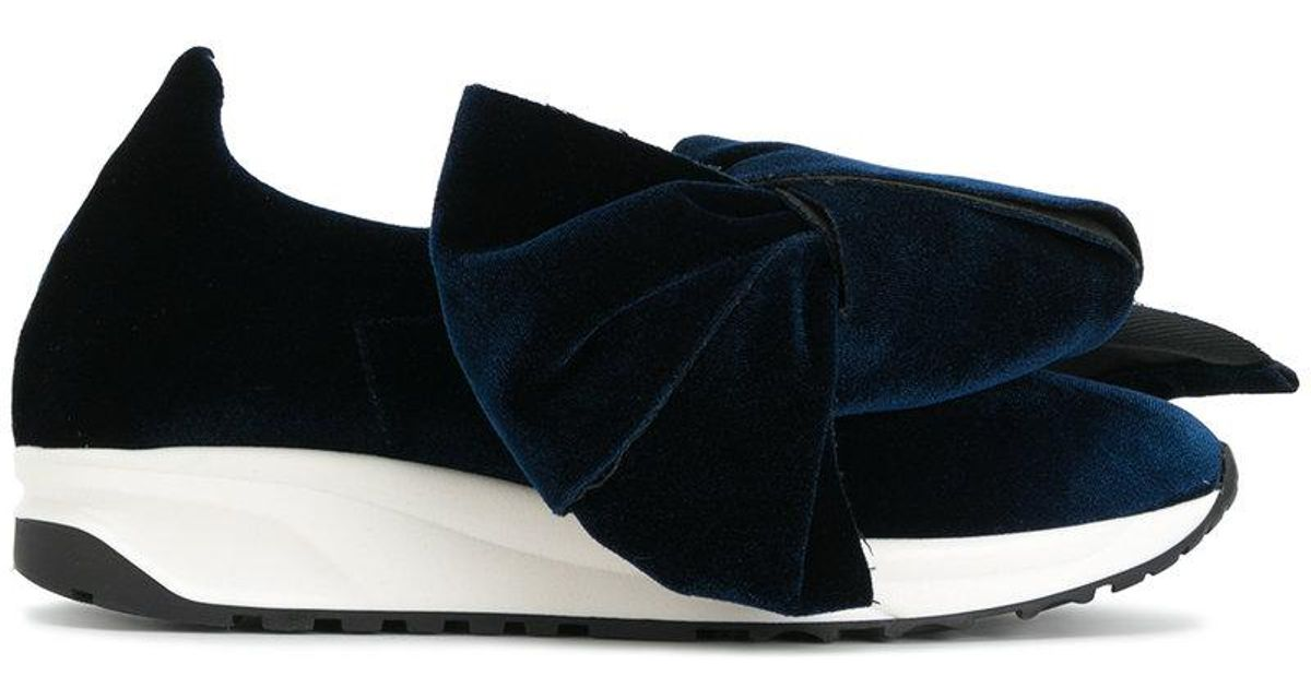 huge selection of d4ebe ca806 joshua-sanders-Blue-Velvet-Oversized-Bow-Shoes.jpeg