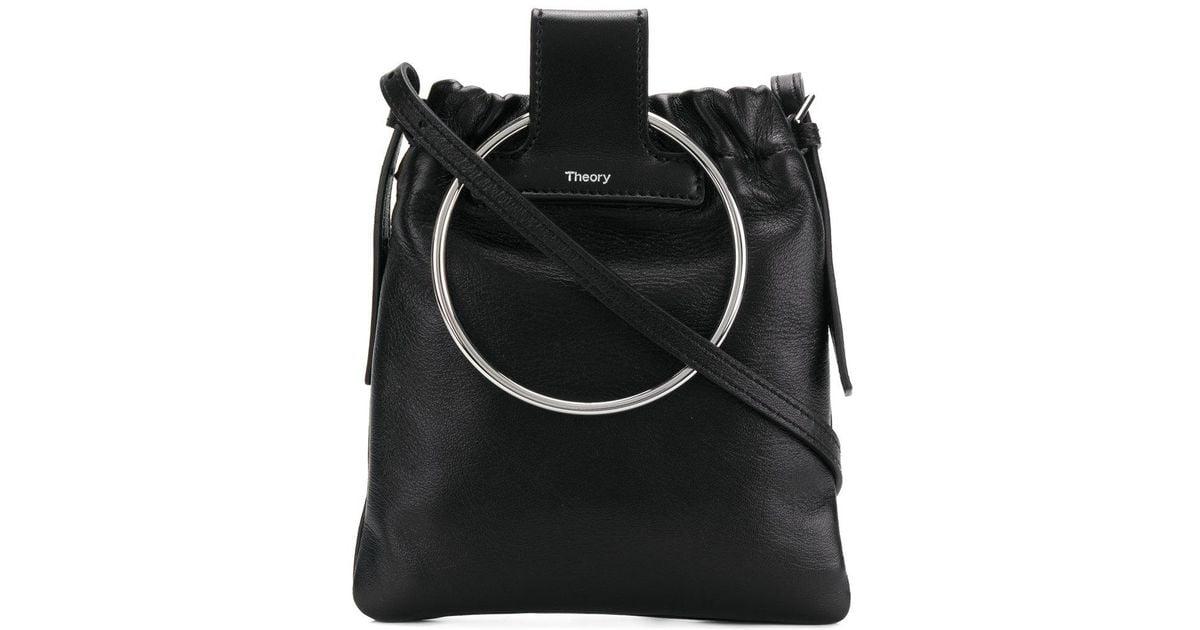 Post shoulder bag - Black Theory DTdirC5