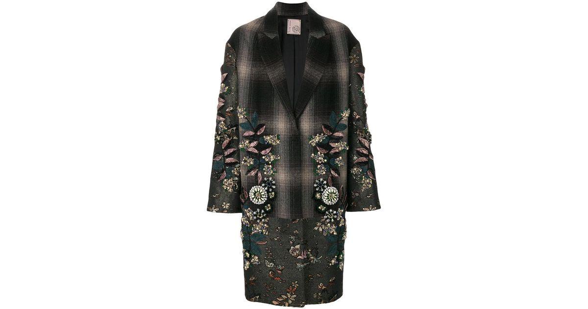 Cheap Sale 2018 Cheap Ebay Antonio Marras single breasted coat Sale Sast Cheap Sale Best Store To Get DkRGgphg