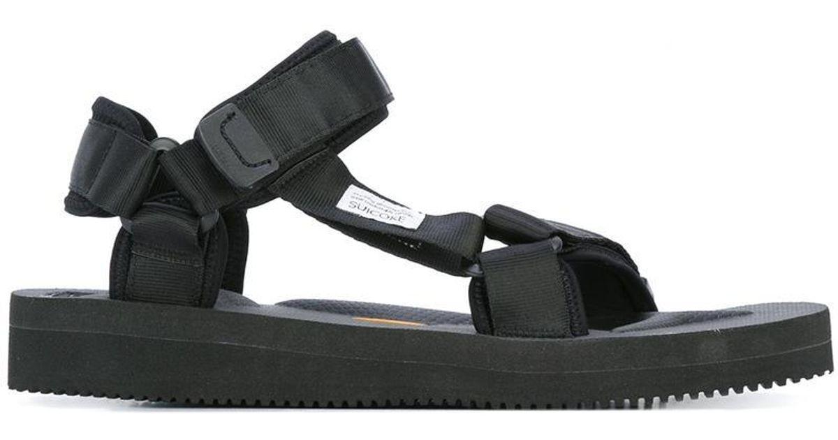 c6a0bff9777c Lyst - Suicoke  sk Depa  Sandals in Black for Men