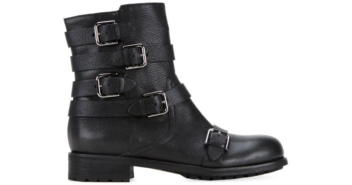 Cheap Sale For Sale Black Hillary 65 Boots Jimmy Choo London Outlet Wide Range Of rvYC3
