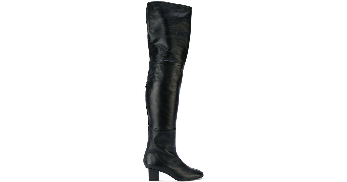 MARC ELLIS Thigh high boots KYGkS