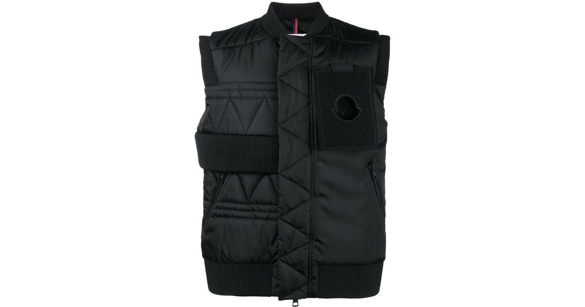 9468ed46a9ab Moncler - Black X Craig Green Trish Gilet for Men - Lyst