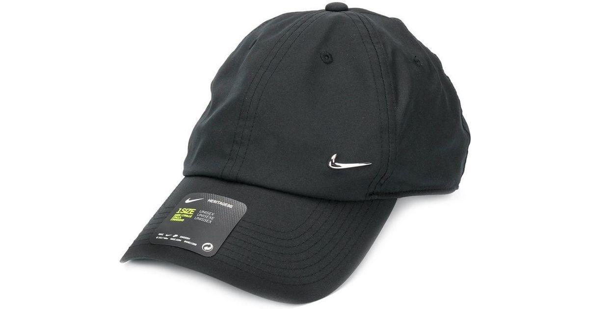 4b6a77d28c469 Lyst - Gorra de béisbol clásica Nike de hombre de color Negro