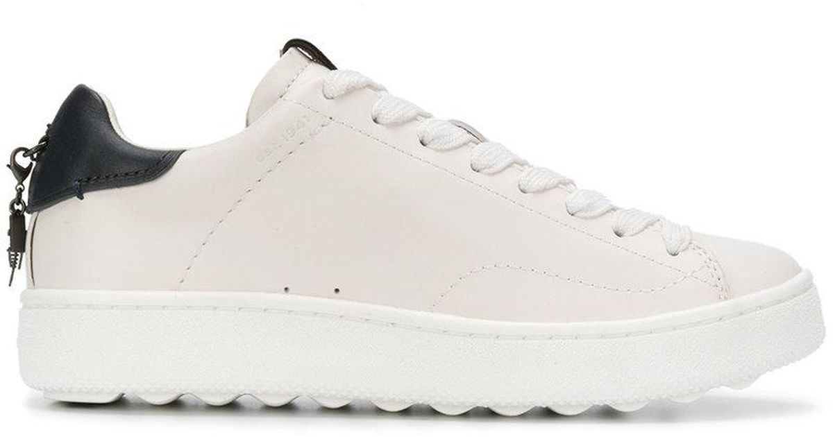 Coachplatform lace-up sneakers