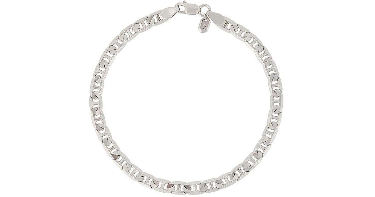 Maria Black Carlo bracelet - Metallic eaTViEL