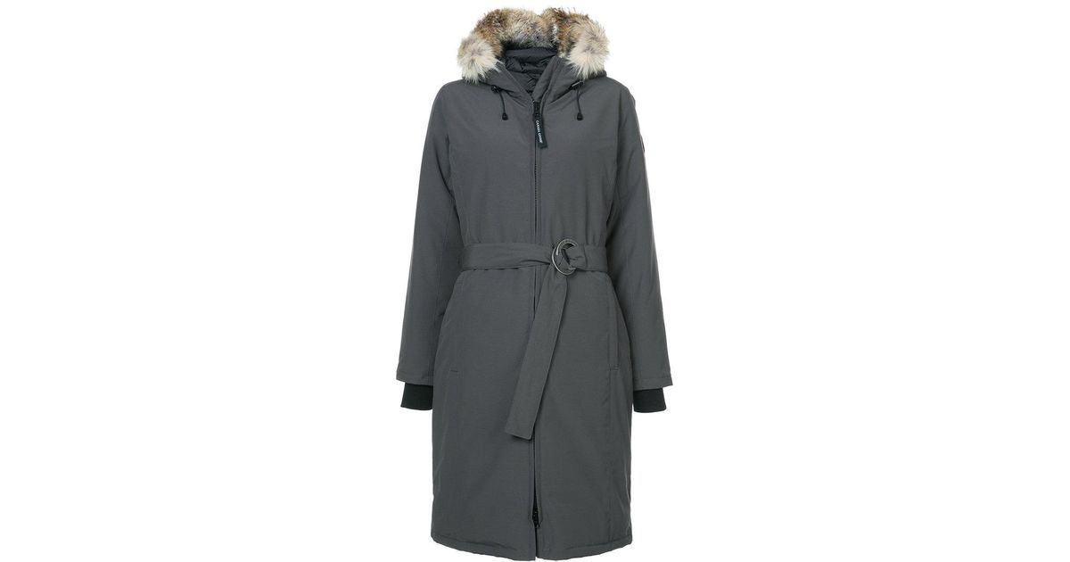 Lyst - Canada Goose Whistler Parka in Gray 23a1b56032df