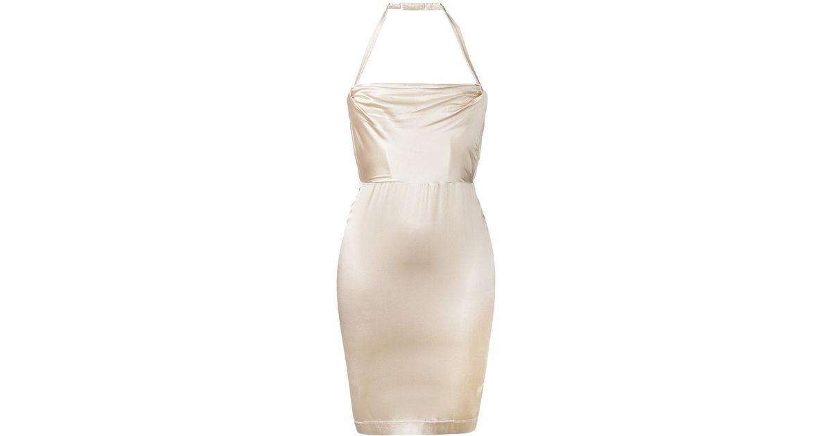 Heiress dress - Nude & Neutrals Dolci Follie Discount Footlocker Finishline Discount Wholesale ajmoWL