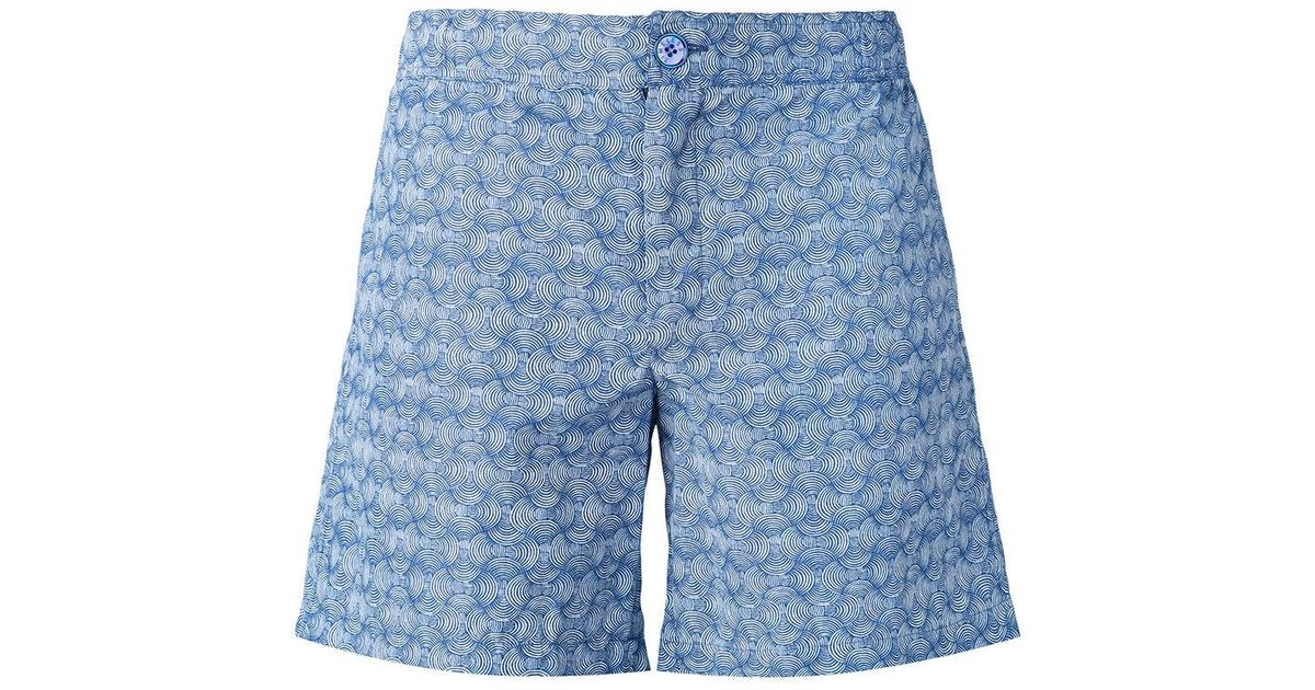 765bb7522e fashion-clinic-timeless-Blue-Lines-Print-Swim-Shorts.jpeg