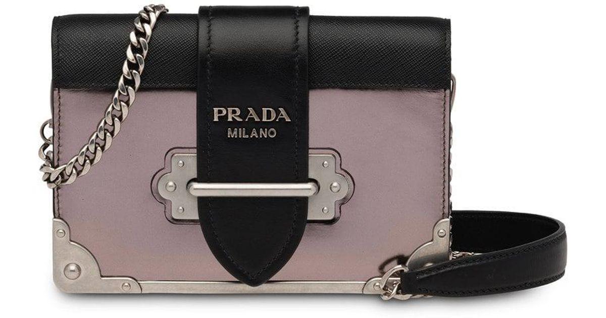 eaab232dbb83 Lyst - Prada Grey