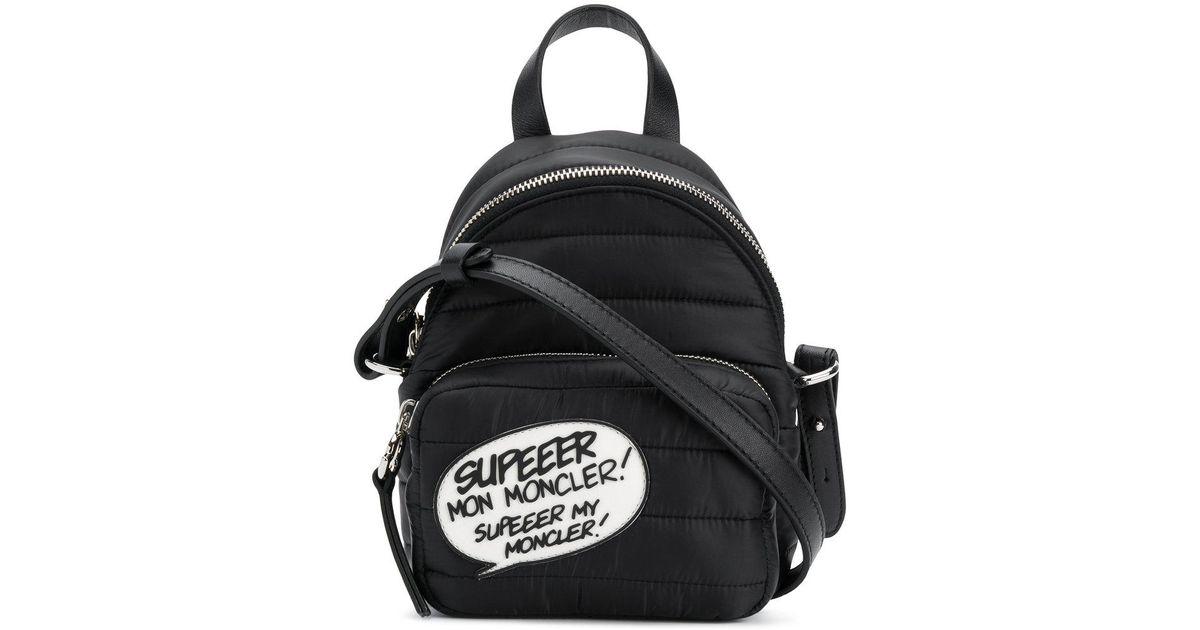 Kilia PM shoulder bag - Black Moncler NfYxiGd