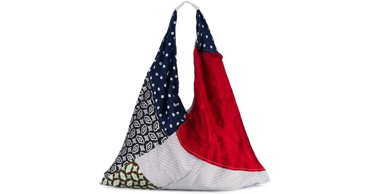 patchwork shoulder bag - Multicolour Maison Martin Margiela MOhSs24MZ