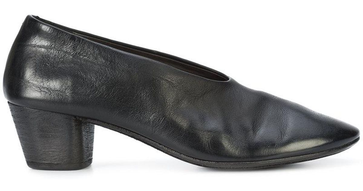 slip on rounded pumps - Black Mars CStIo8G8