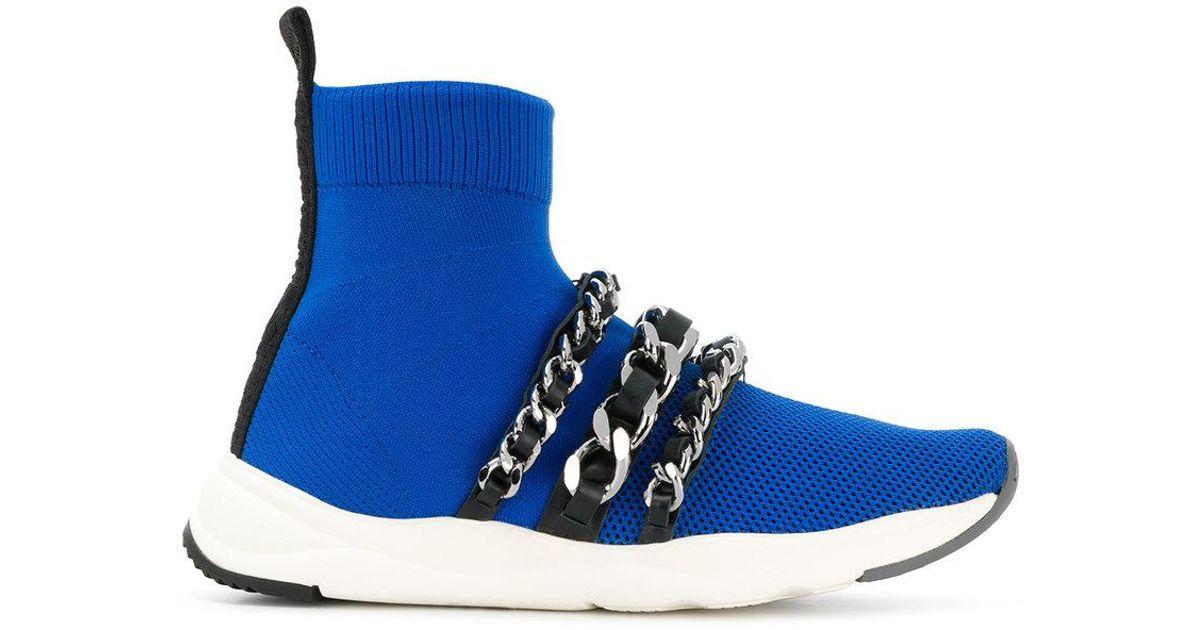 Aplbaskets lacées en tricot Sneakernews De Sortie Qualité Supérieure Vente En Ligne Payer Prise Avec Paypal qM6gk6xWJJ