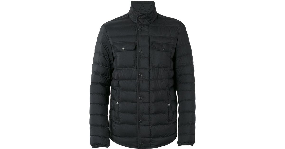 moncler faust quilted jacket